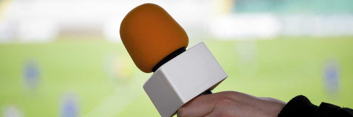carrera de periodismo deportivo