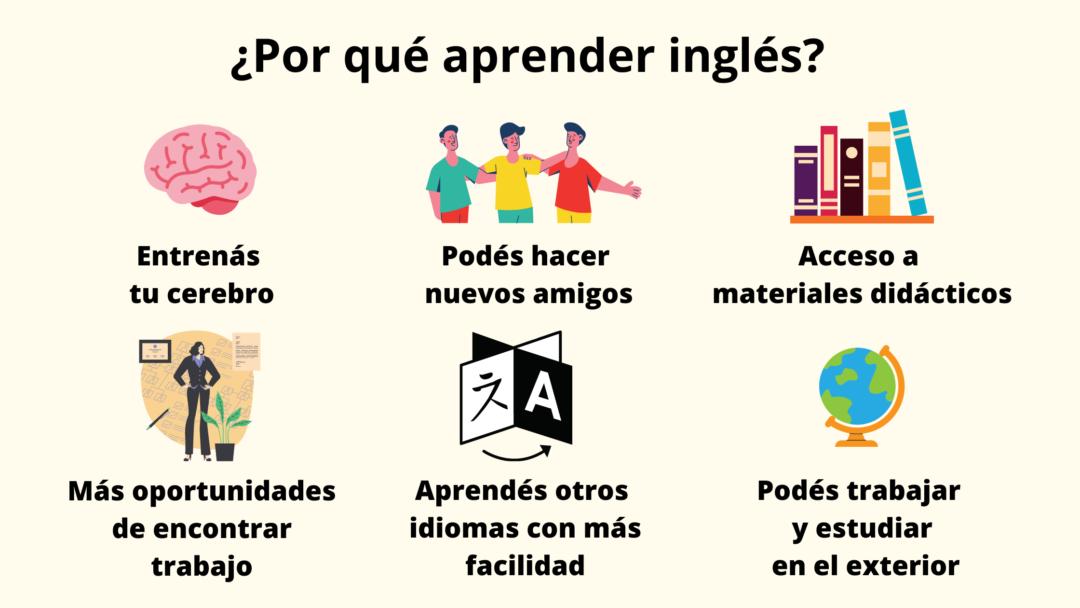 Por que aprender ingles